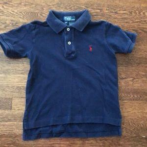 Boys Polo by Ralph Lauren golf shirt.
